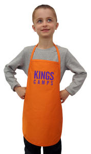 Twill junior bib apron,