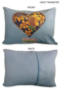 Imprinted - Pillow with