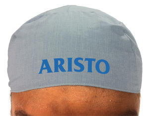 Embroidered - Protective cap