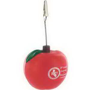 Apple shape stress reliever