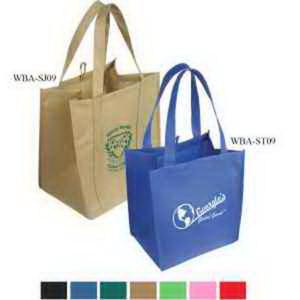 Promotional Shopping Bags-WBA-ST09
