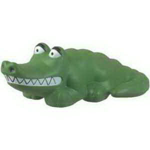 Alligator shape stress reliever.
