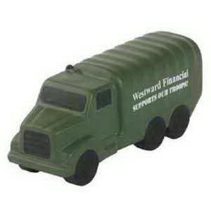 Military truck shape stress