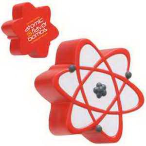 Atomic symbol shape stress