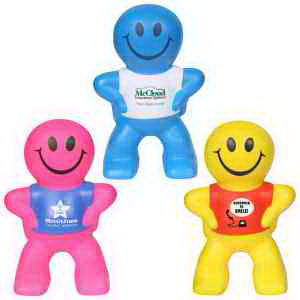 Promotional Stress Relievers-LGS-CS02