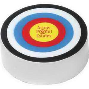 Bullseye stress reliever. 2
