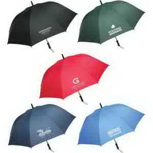 Auto open golf umbrella,