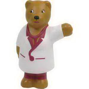 Stock nurse bear shape