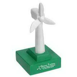 Wind turbine shape stress