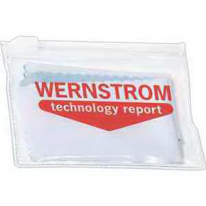 Promotional Vinyl ID Pouch/Holders-WPC-MM12