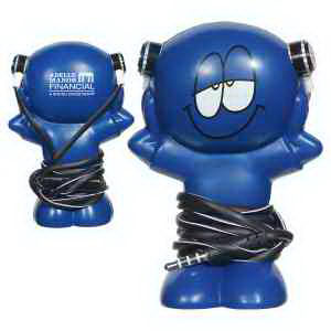 Little Buddy Earbud Figure.
