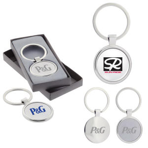 Promotional Metal Keychains-A4058