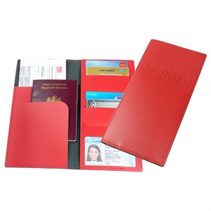 Promotional Passport/Document Cases-KZ634