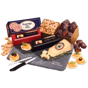 Promotional Gourmet Gifts/Baskets-L1021-Cheese