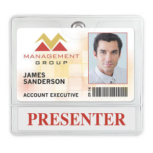 Promotional Badge Holders-504-T1L