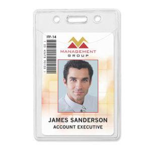 Promotional Badge Holders-506-N