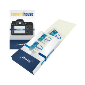 Promotional Tissues/Towelettes-LENS-KIT-1