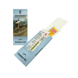 Promotional Tissues/Towelettes-OUTDOOR-KIT-1