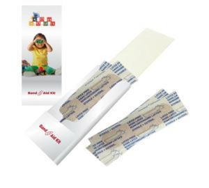 Band aid pocket kit