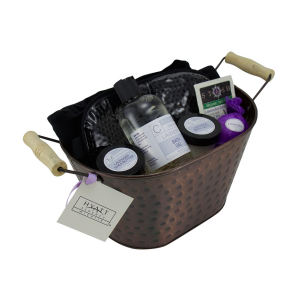 The Luxurious Lavender Spa