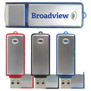 Promotional USB Memory Drives-Broadview3.064