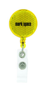Promotional Retractable Badge Holders-L308