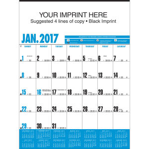 Promotional Contractor Calendars-643