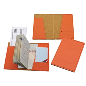 Promotional Passport/Document Cases-KP633
