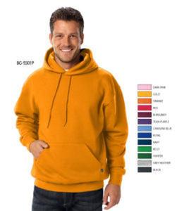 Adult hoodie pullover.