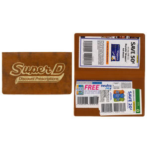 2-pocket coupon cases.
