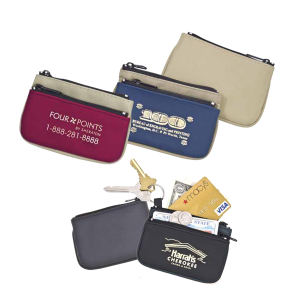 Versatile two-tone coin purse