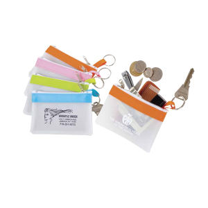 Promotional Vinyl ID Pouch/Holders-WA794