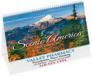 Promotional Desk Calendars-982