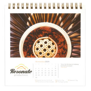 Promotional Calendar Pads-DM-6