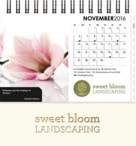 Promotional Calendar Pads-DM-4