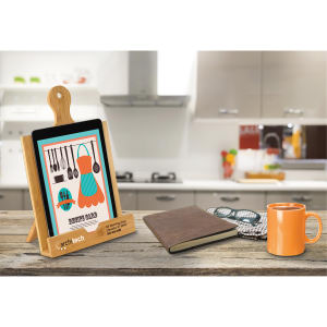 Kitchen stand for tablets