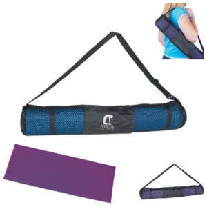 Silk-Screen - Yoga mat