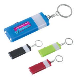 Promotional Plastic Keychains-128