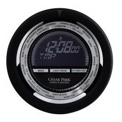Promotional World Time Clocks-7007
