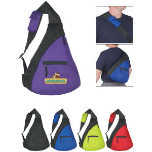 Silk-Screen - Sling backpack