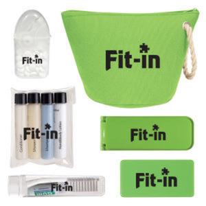 Cosmetic Bag Travel Kit