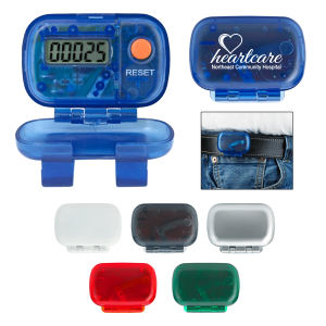 Colors - Pedometer with