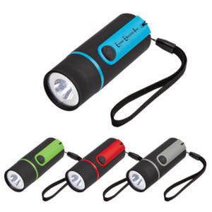 Two-Tone Flashlight.  Extra