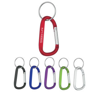 8MM Carabiner with Split
