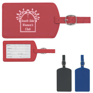 Luggage tag with adjustable