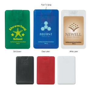 0.66 oz. Card Shape
