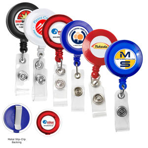 Promotional Retractable Badge Holders-RBR