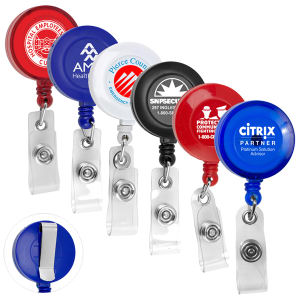 Promotional Retractable Badge Holders-RBRD