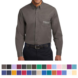 Promotional Button Down Shirts-S608