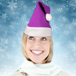Promotional Christmas Ideas-HAT517